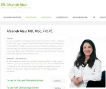 Dermatology Clinic Website